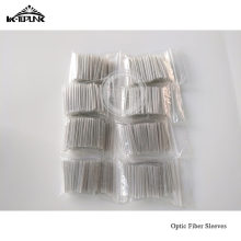 1000pcs 25mm Optic Fiber protection sleeve(Optic heat shrik) for drop cable Heat Shrink Tube Fiber fusion splicer(China)