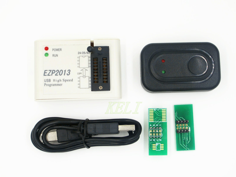 EZP2013 Update from EZP2010 high-speed USB SPI Programmer 24 25 93 EEPROM 25 flash bios chip support WIN7 WIN8 usb tl866cs programmer eprom spi flash avr gal pic 9pcs adapters test clip 25 spi flash support in circuit programming adapter