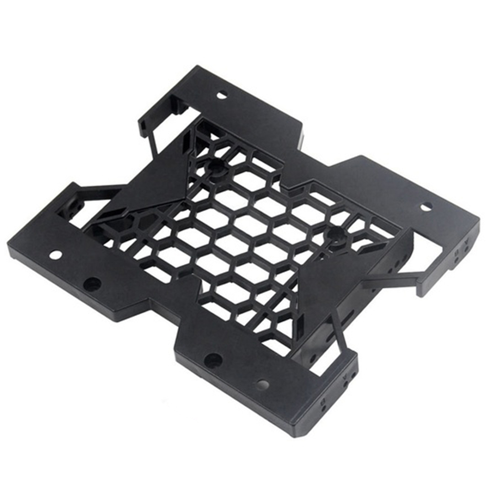 "US 5.25/"" to 2.5/"" SSD 3.5/"" HDD Hard Drive Bay Adapter Holder Tray Base Bracket"