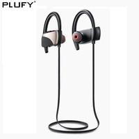 PLUFY Sports Bluetooth Headset CSR4 1 Wireless Ear Hanging Headphones Music Running Waterproof Swimming Earphones