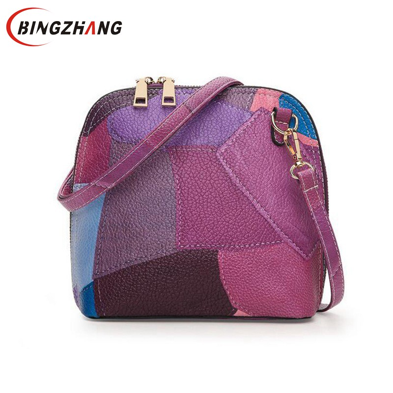 Brand Fashion Shell Patchwork Crossbody Bags Women Messenger Bag 2017 New Hot Sale Ladies Bags High Quality Bolso Mujer L4-3125 high tech and fashion electric product shell plastic mold