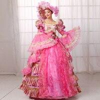 RENAISSANCE VICTORIAN COSTUME DRESS UP MEDIEVAL COURT ROYAL DRESS