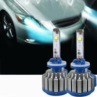 60W H1 Led Car Headlight 6000LM Conversion Kit Driving Lamp Bulb Car External Lights Fog Head