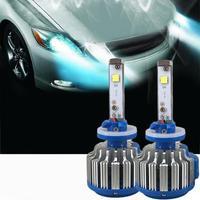 60W H1 Led Car Headlight 6000LM Conversion Kit Driving Lamp Bulb Car External Lights Fog Head