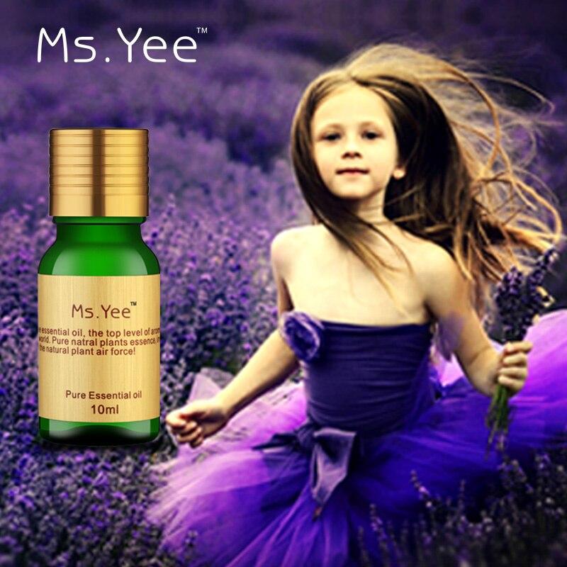 100% ulei de ulei vegetal pur de lavandă este cel mai bun Aromaterapie ulei de utilizare pentru umidificator de aer Aroma Diffuser Tămâie arsura aroma ulei