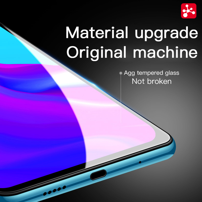 Image 3 - 9D Full Cover Tempered Glass On The For Huawei Nova 4 3 3i 3e Screen Protector Film For Honor 10 Lite V10 V20 Protective Glass-in Phone Screen Protectors from Cellphones & Telecommunications