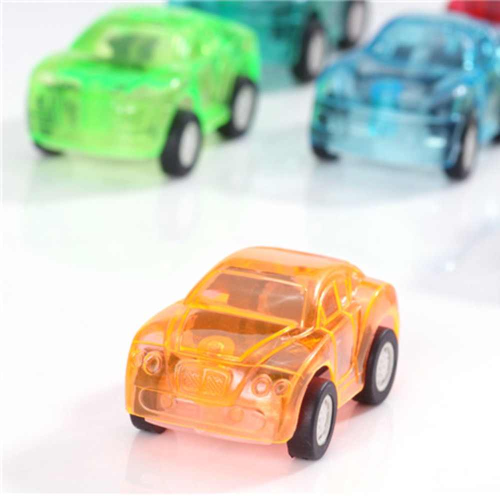 5 Pcs/lot Mini Menarik Kembali Mobil Mainan 5 Cm Plastik Model Mobil Lucu Anak-anak Kendaraan Model Mobil Mainan Anak Roda set Keren Hadiah Ulang Tahun