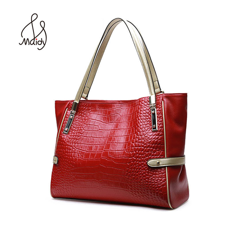 Luxury Handbags Bags Lady Crossbody Real Genuine Leather First Layer Cowhide Bags Shoulder Tote Women's Handbag High Quality 2017 new female genuine leather handbags first layer of cowhide fashion simple women shoulder messenger bags bucket bags