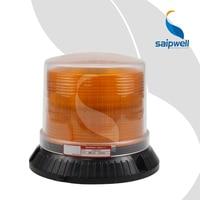 3W 12V DC 60~90 times/min Screw Fixed Type LED Flash Warning Light / Ultra high Brightness Light Indicators (LTE 5152)