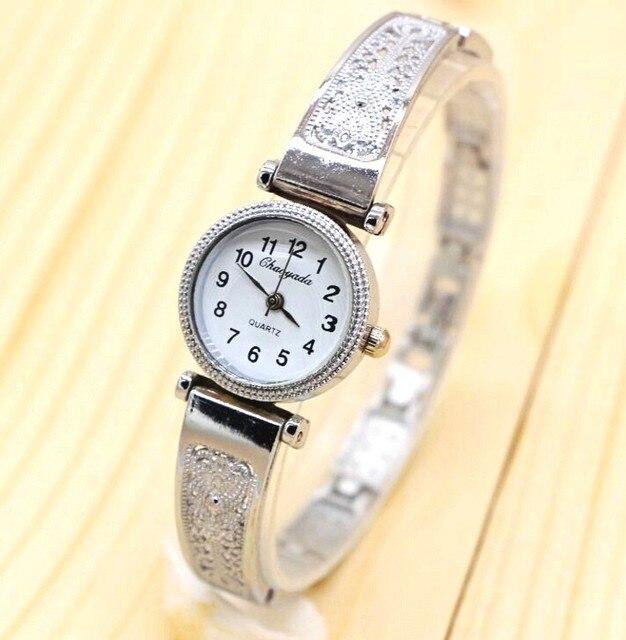 fashion luxury silver bracelet watch women watches women dress quartz watch ladi