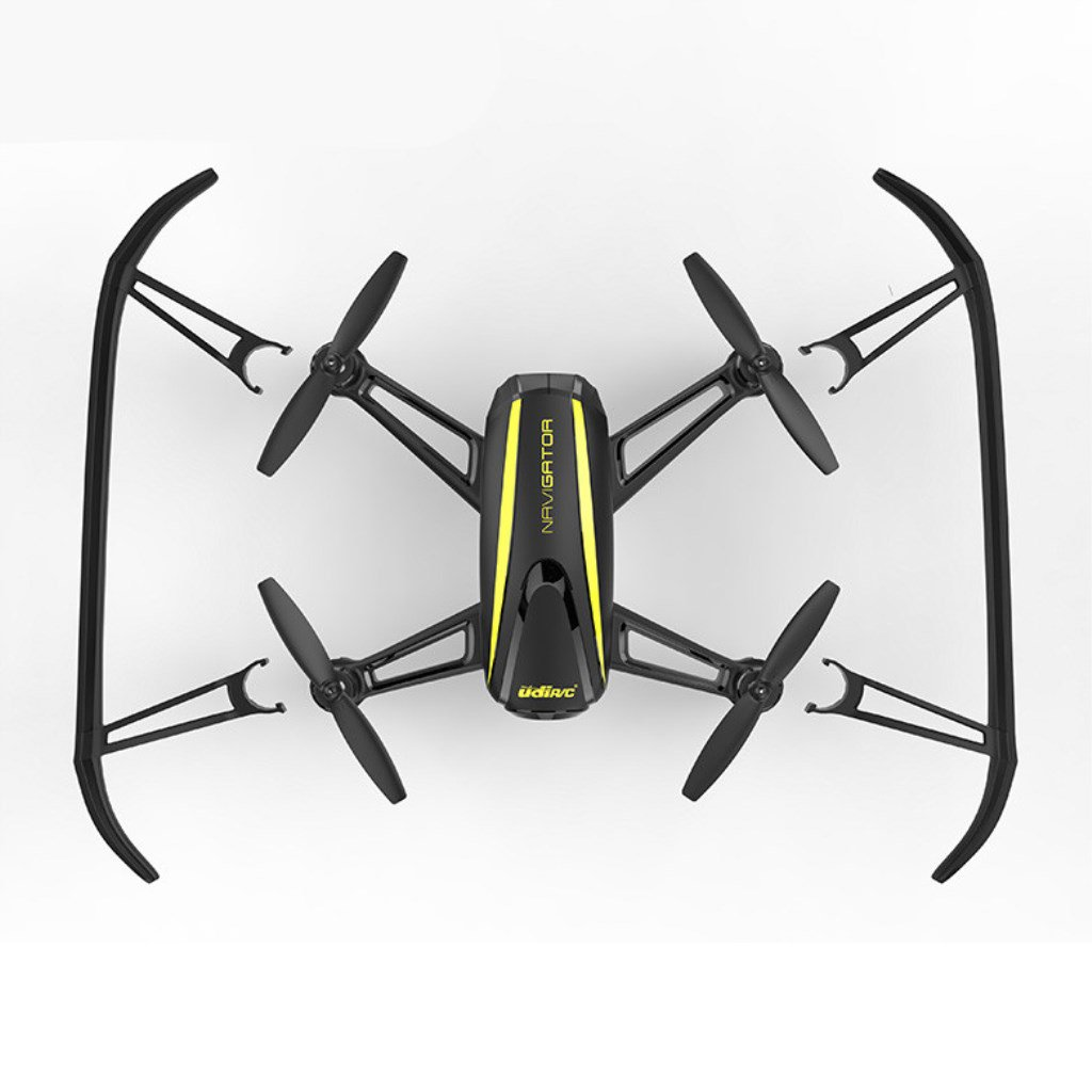 RC Drone HD Camera WiFi Transmitter 2.4G RTF Aerial Photography UFO RC Quadcopter Toys Gift for Beginners Children Adults - 6