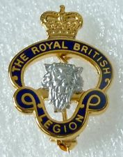 THE ROYAL Pin Badge cheap custom gold silver pin badges low price customized metal royal coins badges in Badges from Home Garden