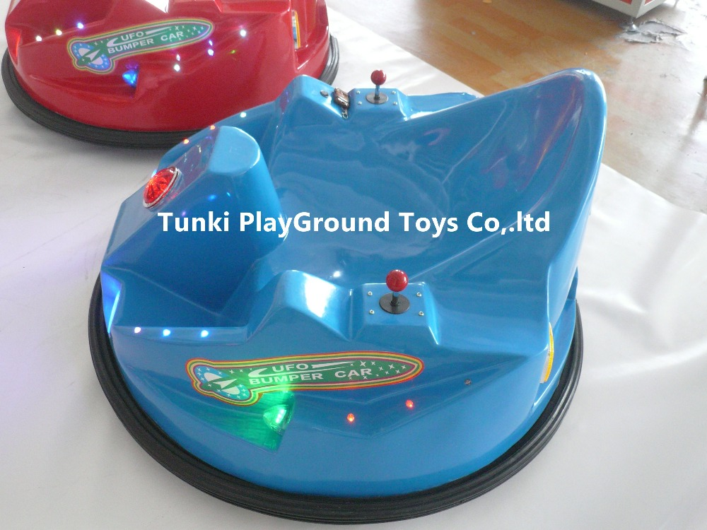 HOT Spin Zone Inflatable Electric Bumper Car For Amusement Park