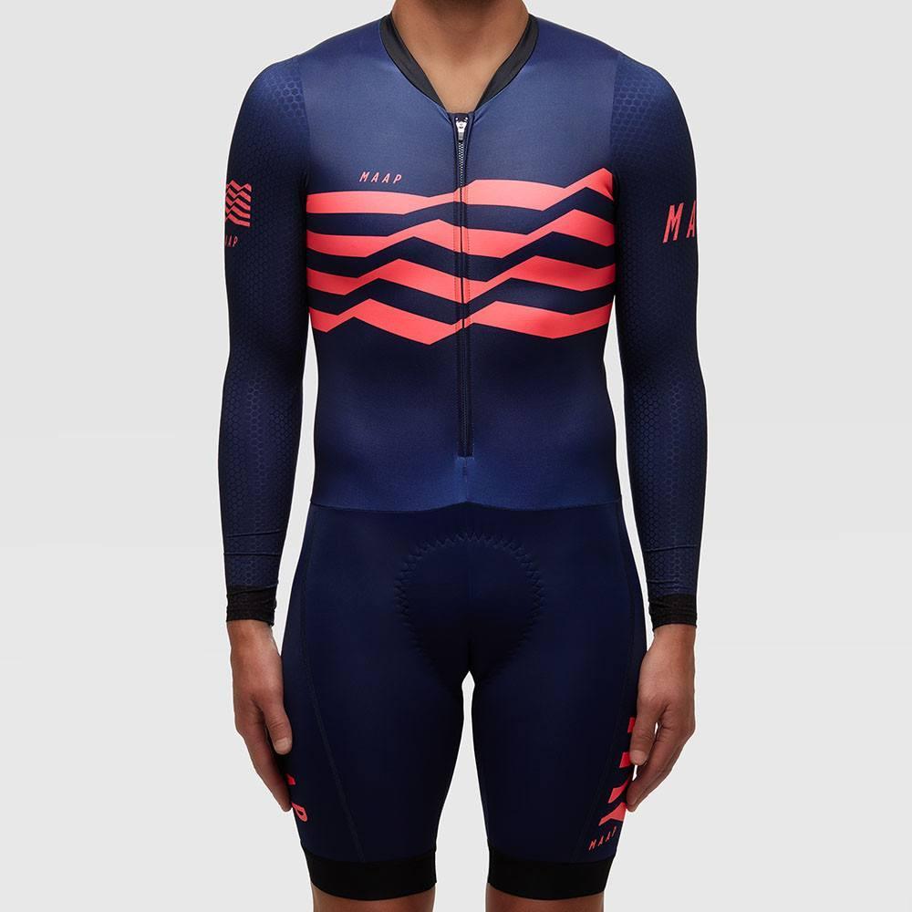 maap team usa lycra aero skin suit body custom cycling clothing sets ropa ciclismo bicicleta bicycle wear triatlon triathlon mtb