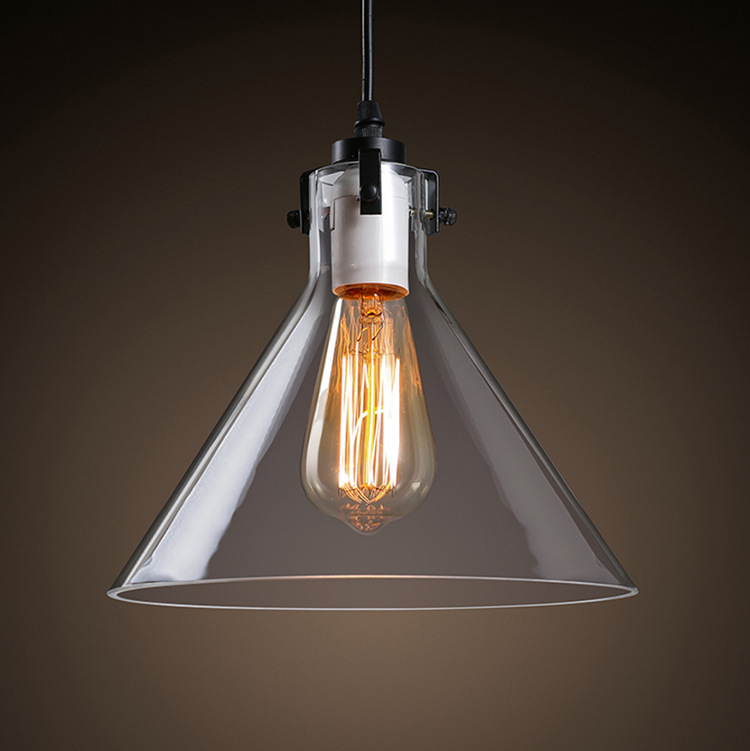 Popular Clear Glass Pendant Light Shade Buy Cheap Clear
