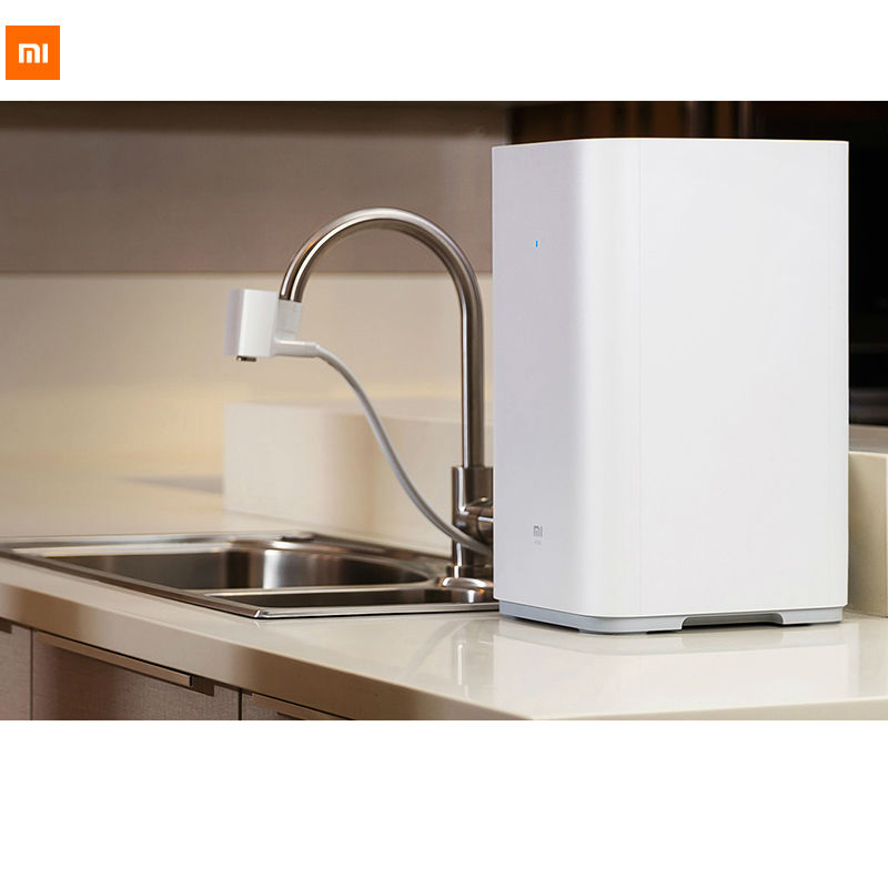Xiaomi Countertop Reverse Osmosis Water Filters With 4 Stages Of Filtration Support Wifi Connection Best Ro Purifiers In From Home