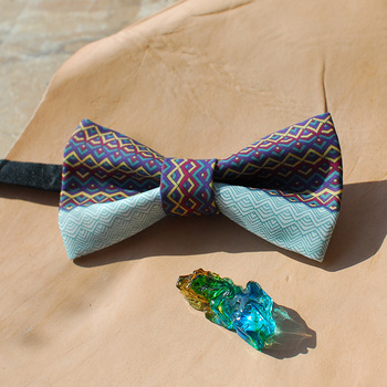 free shipping new casual 2016 male MEN'S fashion design Handmade palace water bow tie marriage groom gift party groom groomsman