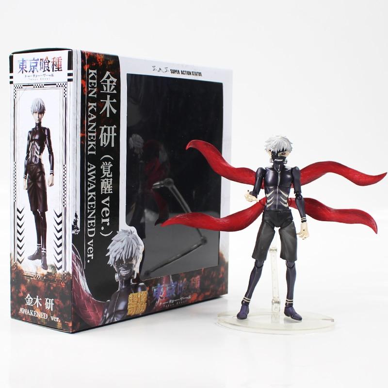 Anime Tokyo Ghoul 2 Kaneziki Kaneki Ken Awakened Ver Figure Great Gift No Box