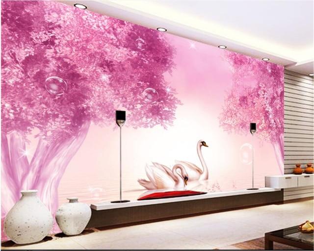 Beibehang wallpaper for walls 3 d Modern home decoration 3D ...