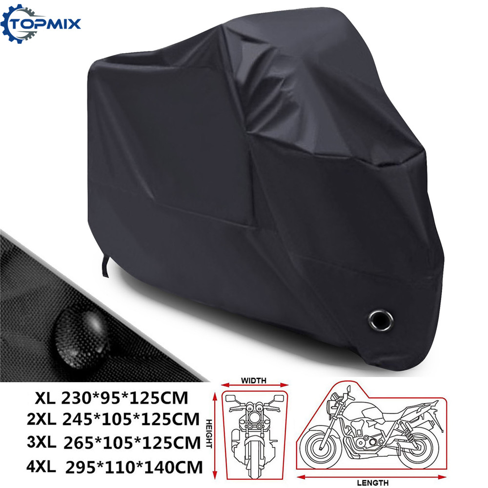 XL XXL XXXL XXXXL High Quality 210D Waterproof Outdoor Motorcycle Moto Cover Electric Bicycle Covers Motor Rain Coat 3 Colors цена