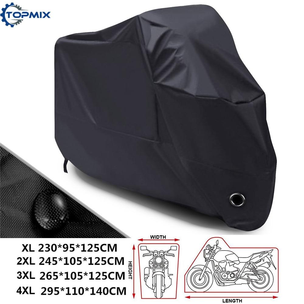XL XXL XXXL XXXXL High Quality 210D Waterproof Outdoor Motorcycle Moto Cover Electric Bicycle Covers Motor Rain Coat 3 Colors xl xxl xxxl xxxxl