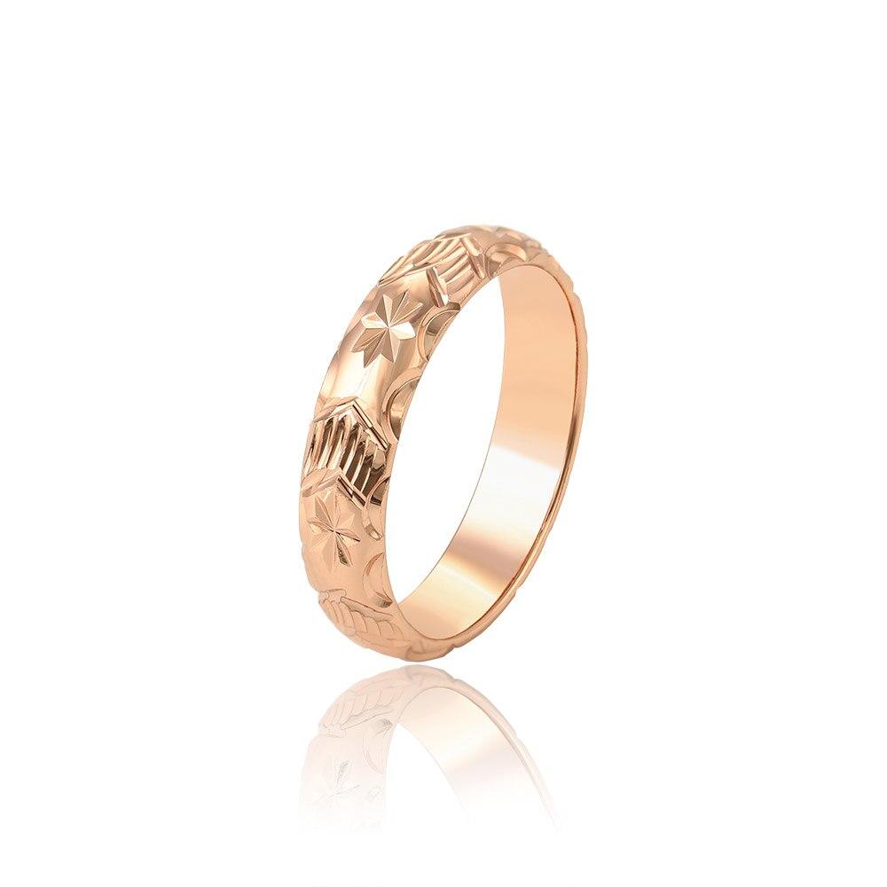 11,11 сделок Xuping Модные украшения элегантное розовое золото Цвет покрытием Изысканные кольца для Для женщин подарок на день матери S93-15613