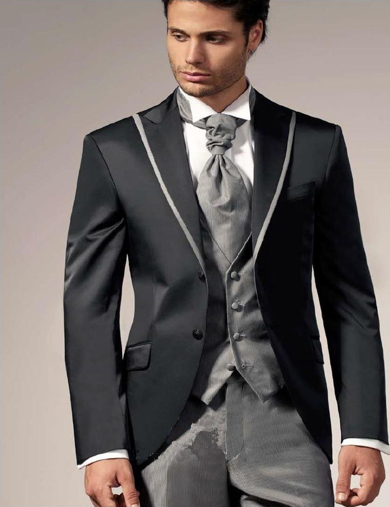 Online Get Cheap Mens Light Grey Suit Vest -Aliexpress.com ...