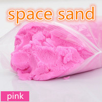 2016 Hot Sale 500G Dynamic Amazing DIY Educational Toy No Mess Indoor Magic Play Sand Children