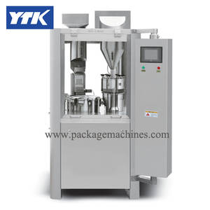 YTK NJP200 Capsule Filling Machine & capsule filler (multi-pictures) grind