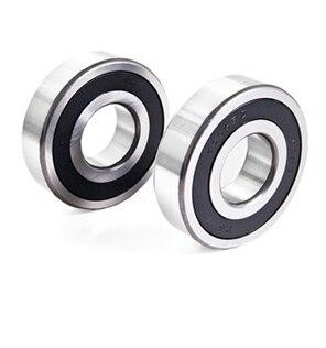 1630 2RS ABEC-1 (10PCS)  3/4x1 5/8x1/2 inch Sealed Ball Bearings 19.05mm x 41.275mm x 12.7mm 1630RS