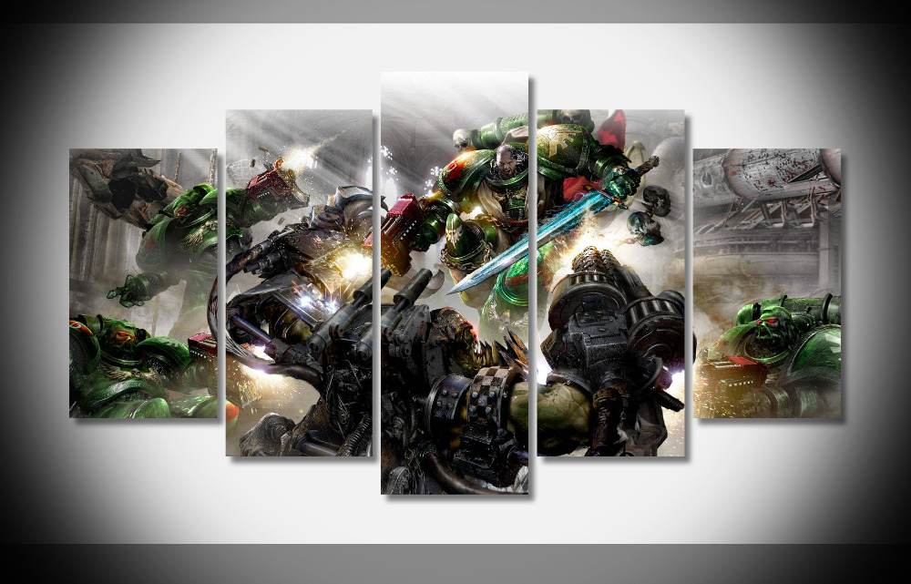 4825 Guild Wars 2 Poster Framed Gallery wrap art print home wall ...
