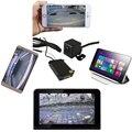 Wi-fi Sem Fio Câmera de Visão Traseira Do Carro Câmera Veículo Câmera Traseira para Android ou IOS GPS DVR Mobile phone Pad Tablet de Segurança Em Casa