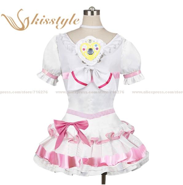 Kisstyle Mode Pretty Cure Uniform Heilung Herz Cosplay Kleidung Kostüm