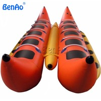 B025 BENAO inflatable water banana boat/inflatable water games flyfish banana boat/inflatable banana boat water sport for sale