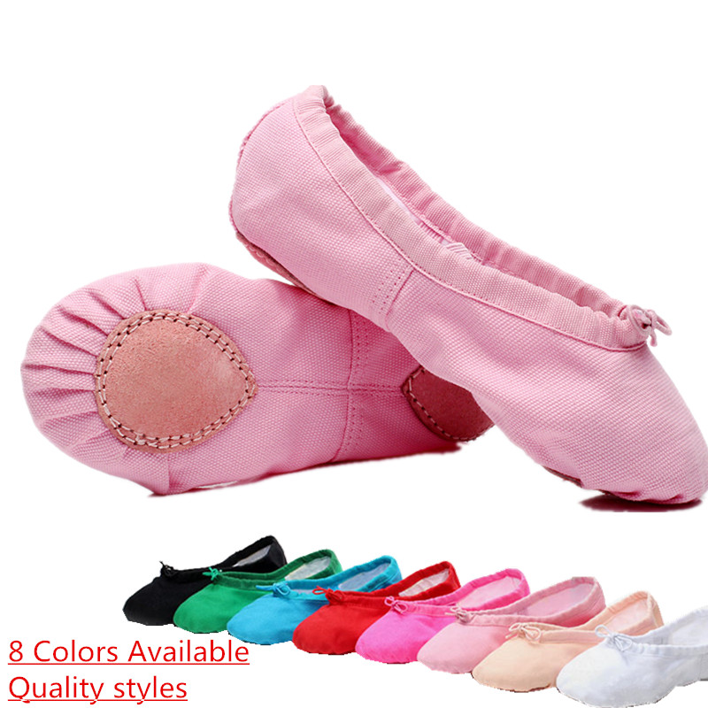 8 Colors Canvas Flat Ballet Shoes for Girls/Woman/Teacher/Gym/Yoga/Slippers/Zapatos De Punta De Ballet/Zapatillas De Ballet8 Colors Canvas Flat Ballet Shoes for Girls/Woman/Teacher/Gym/Yoga/Slippers/Zapatos De Punta De Ballet/Zapatillas De Ballet