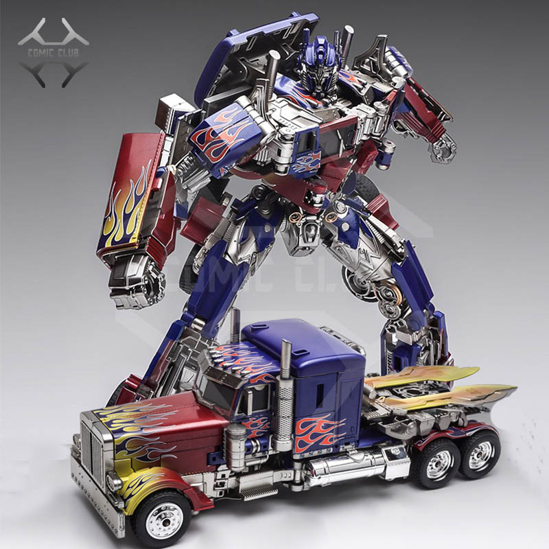 COMIC CLUB Weijiang Movie Studio Series SS05 SS-05 OP Oversize Transformation Metal Alloy Parts Action Figure Robot Toy