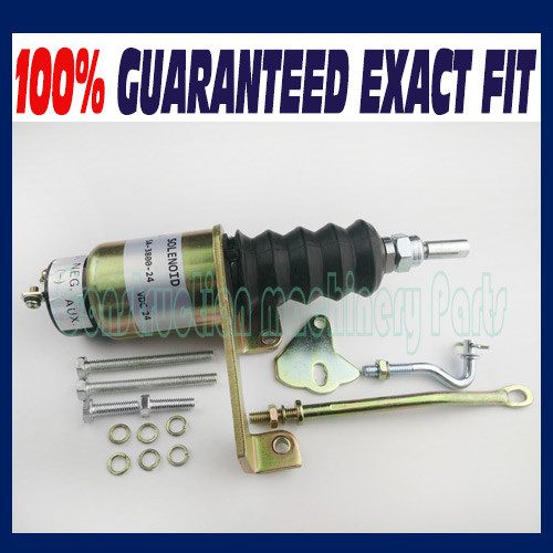 Solenoid Shutdown Kits For RSV Bosch SA-3800-12 1751-12 Volt Right-hand SA-3800Solenoid Shutdown Kits For RSV Bosch SA-3800-12 1751-12 Volt Right-hand SA-3800