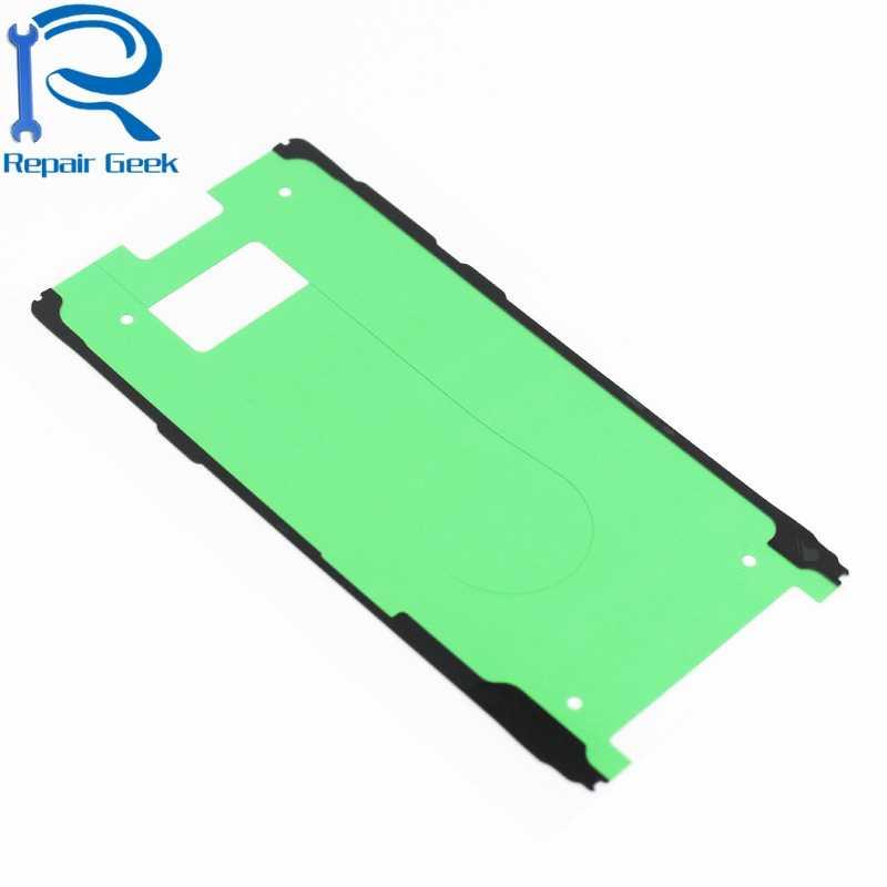 ЖК-дисплей среднего клей рама Стикеры клей лента для samsung Galaxy S8 G950 S8 плюс G955 Ближний рамка Стикеры