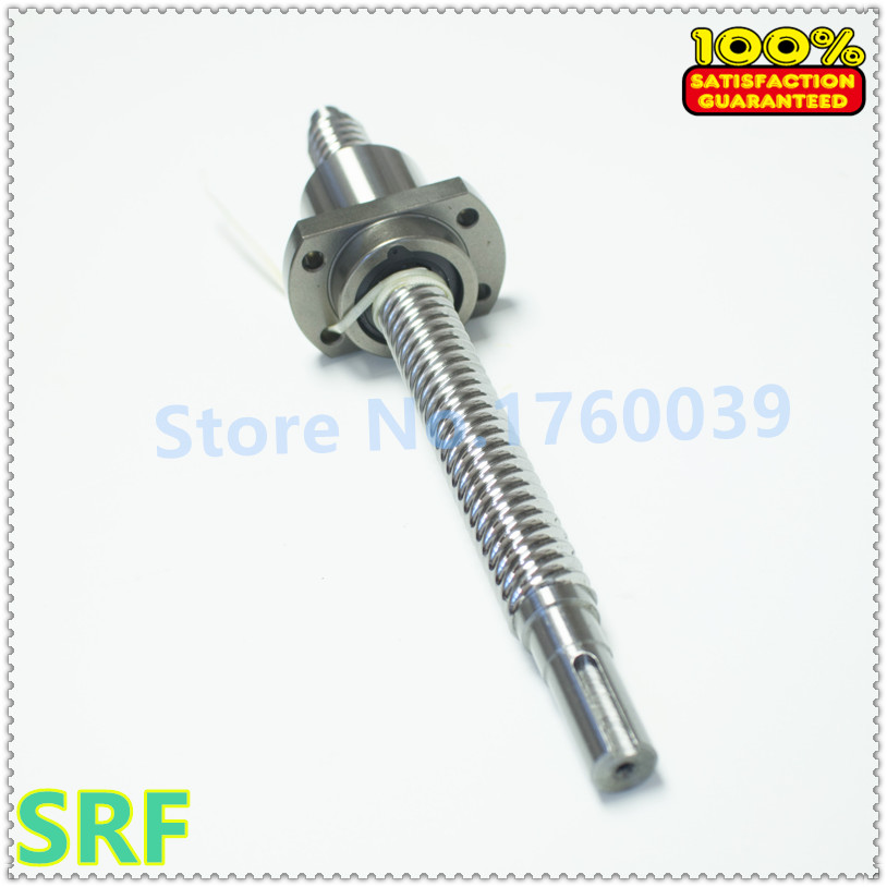 Dia:16mm Lead:16mm Rolled Ballscrew 1pcs SFE1616 High lead Ball screw L=1000mm+1pcs single ballnut with BK/BF12 end processing ballscrew sfu1610 l200mm ball screws with ballnut diameter 16mm lead 10mm