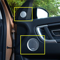 For Land Rover Discovery Sport Inner Car Door Speaker Cover Trim 2015-2016 6pcs