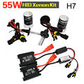Taitian 55W H7 HID Xenon conversion KIT AC Digital Slim 4300K 6000K 8000K 10000K 12000K headlight fog lamp daytime running light