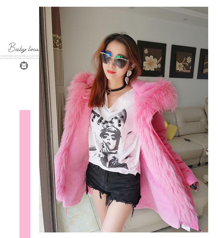 women winter parkas thick coat (4)