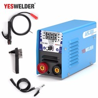 Euro quality Mini ARC 200 single phase 220V inverter arc welding machine MMA welder for welding