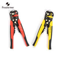 Crazy Power Tool 3 In 1 Automatic Cable Wire Stripper Crimping Plier Self Adjusting Crimper Terminal