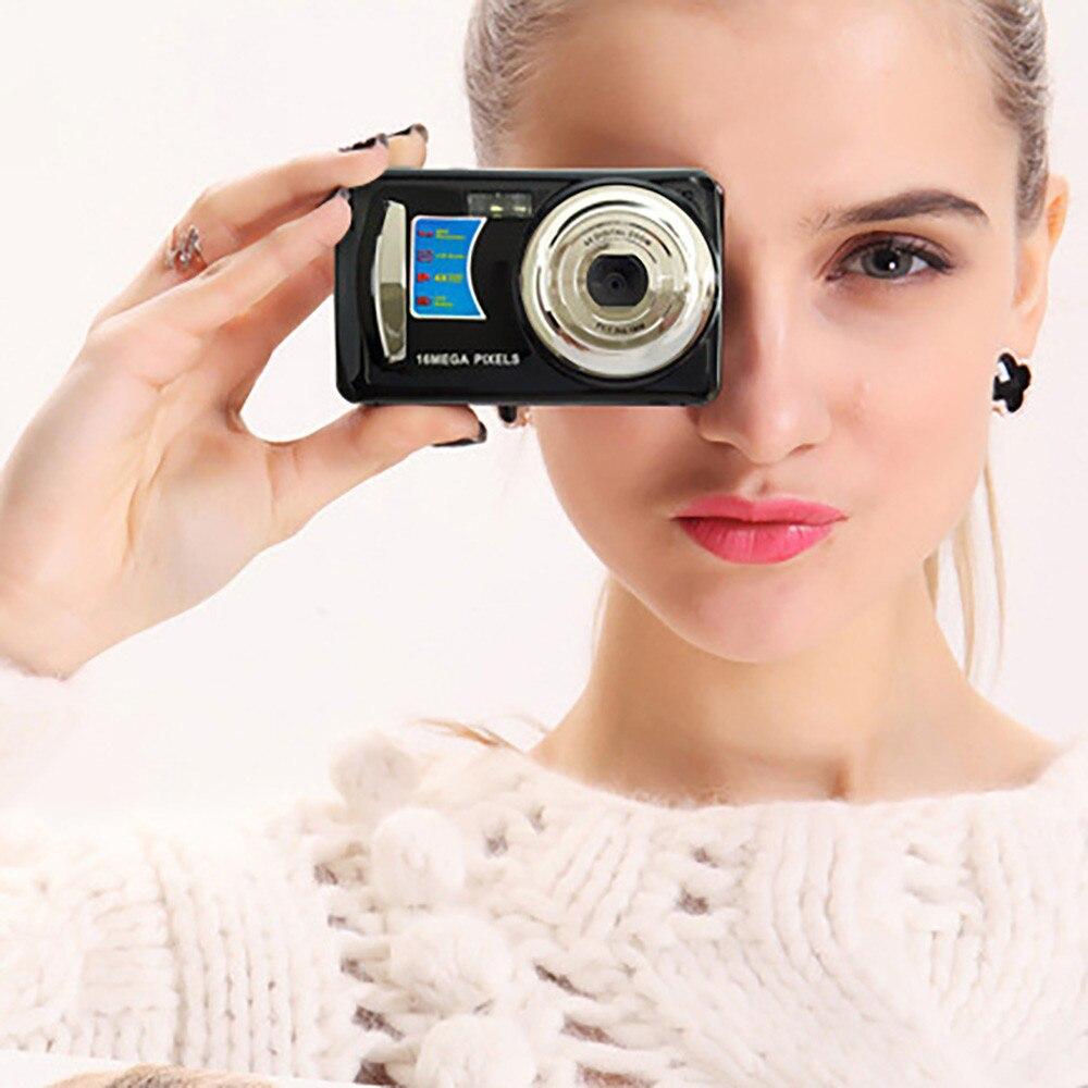 2.4HD Bildschirm EV-3-EV + 3 Digital Kamera 16MP Anti-Schütteln Gesicht Erkennung Camcorder Blank 8,29