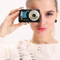 2.4HD Screen EV-3 - EV+3 Digital Camera 16MP Anti-Shake Face Detection   Camcorder   Blank 8.29