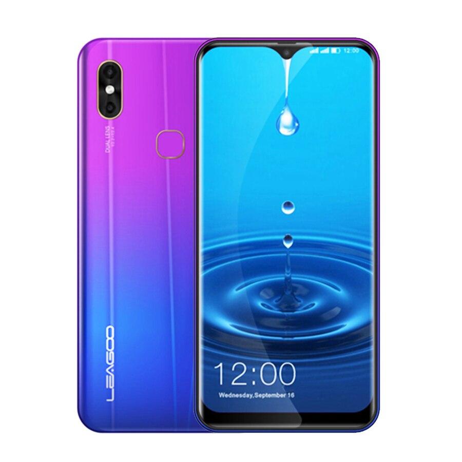 LEAGOO-M13-Android-9-0-Smartphone-6-1-HD-IPS-Waterdrop-Display-4GB-RAM-32GB-ROM