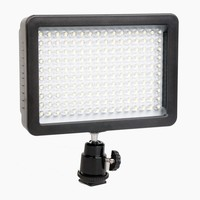 Mini LED Video Light Photo Lighting On Camera Dimmable LED Lamp For Canon Nikon Sony Camcorder