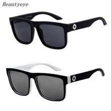 Beautyeye okulary sportowe męskie okulary przeciwsłoneczne do jazdy męskie okulary przeciwsłoneczne dla mężczyzn Retro tanie 2018 luksusowy marka projektant óculos UV400 tanie tanio Ywjanp Antyrefleksyjną Akrylowe 49mm 60mm SQUARE Z tworzywa sztucznego Dla dorosłych