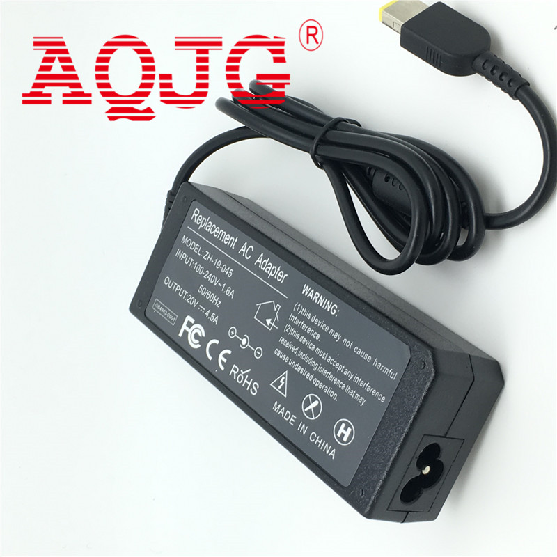 20V 4.5A 90W AC Adapter For Lenovo IdeaPad U530 Z50-70 Z50-75 Z510 Z710 G700 Power AC Adapter Charger